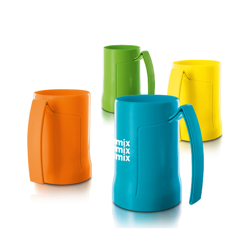 mug500 mug chope de biere plastique abs 50 cl. Black Bedroom Furniture Sets. Home Design Ideas