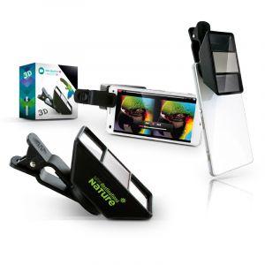 OBJECTIF 3D AMOVIBLE POUR SMARTPHONE