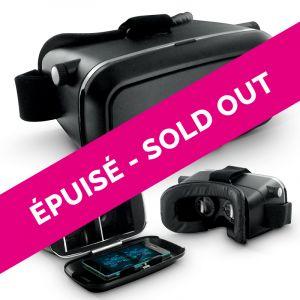 CASQUE - LUNETTE DE REALITE VIRTUELLE - 3D - VR