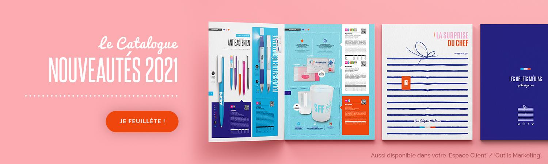Catalogue nouveautés 2021