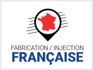 Fabrication et injection Française